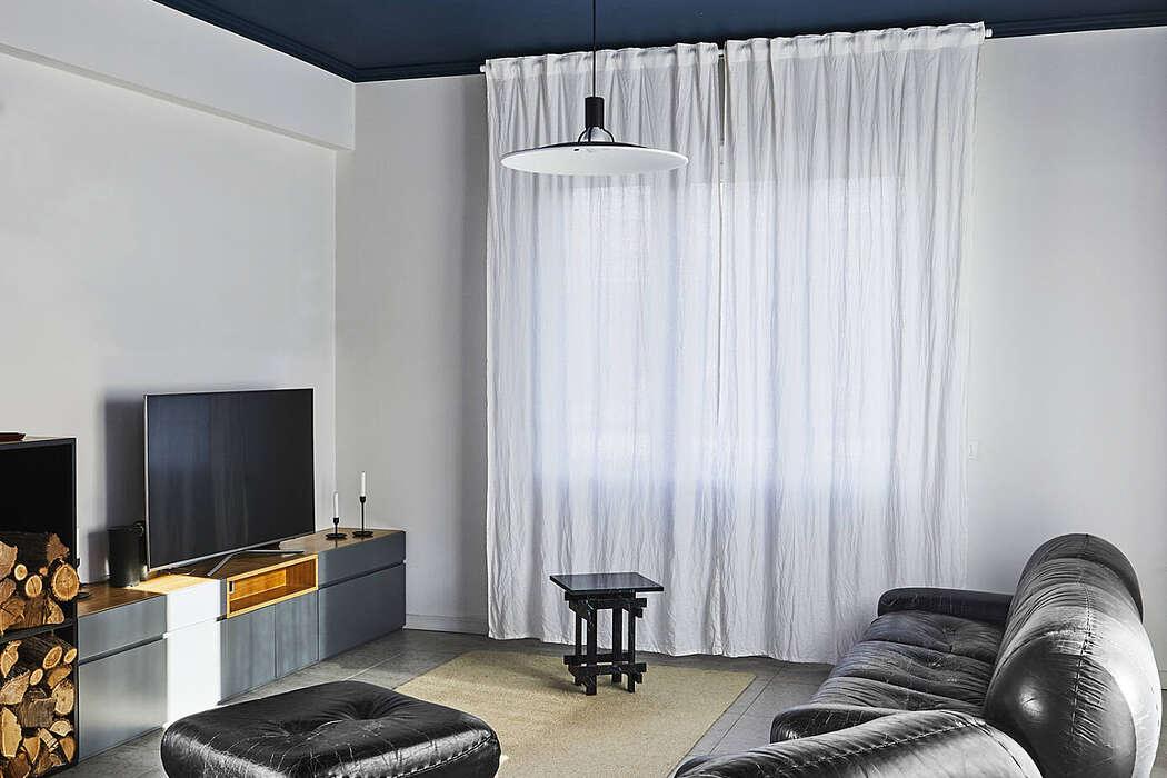 Granparents' House by Fabio Balzarotti