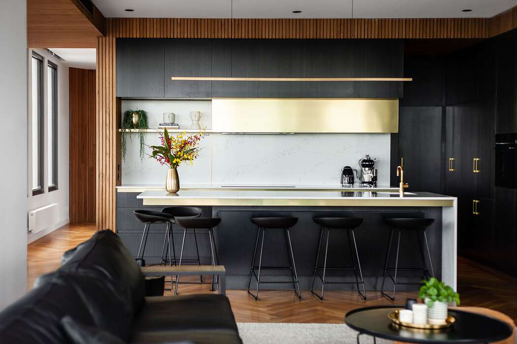 Parkdale Residence by DBA Interiors