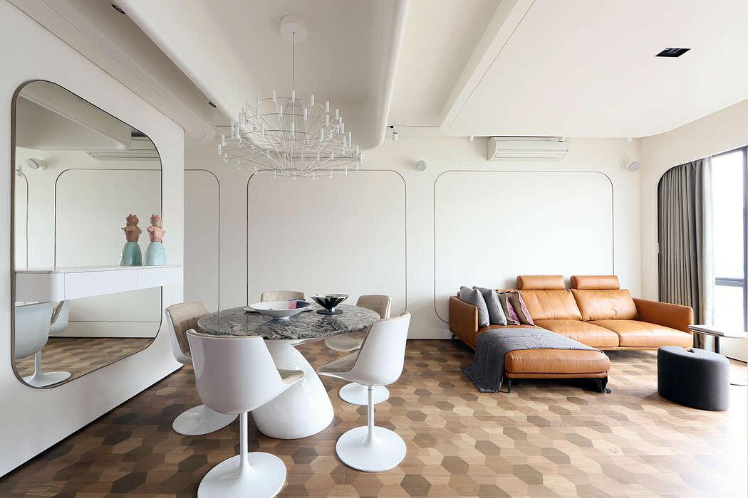 R250 Apartment By Pplusp Designers Interior Design