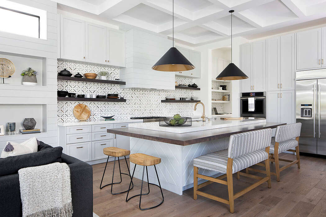 Modern Rustic by Krista + Home
