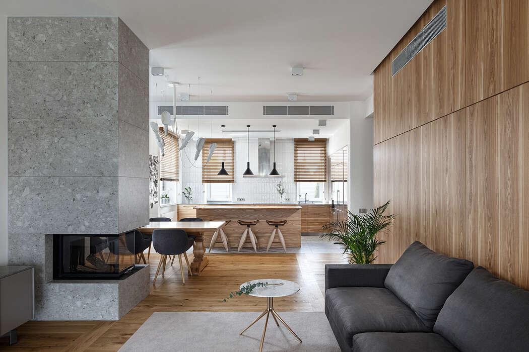 STEP-UP House by SVOYA studio