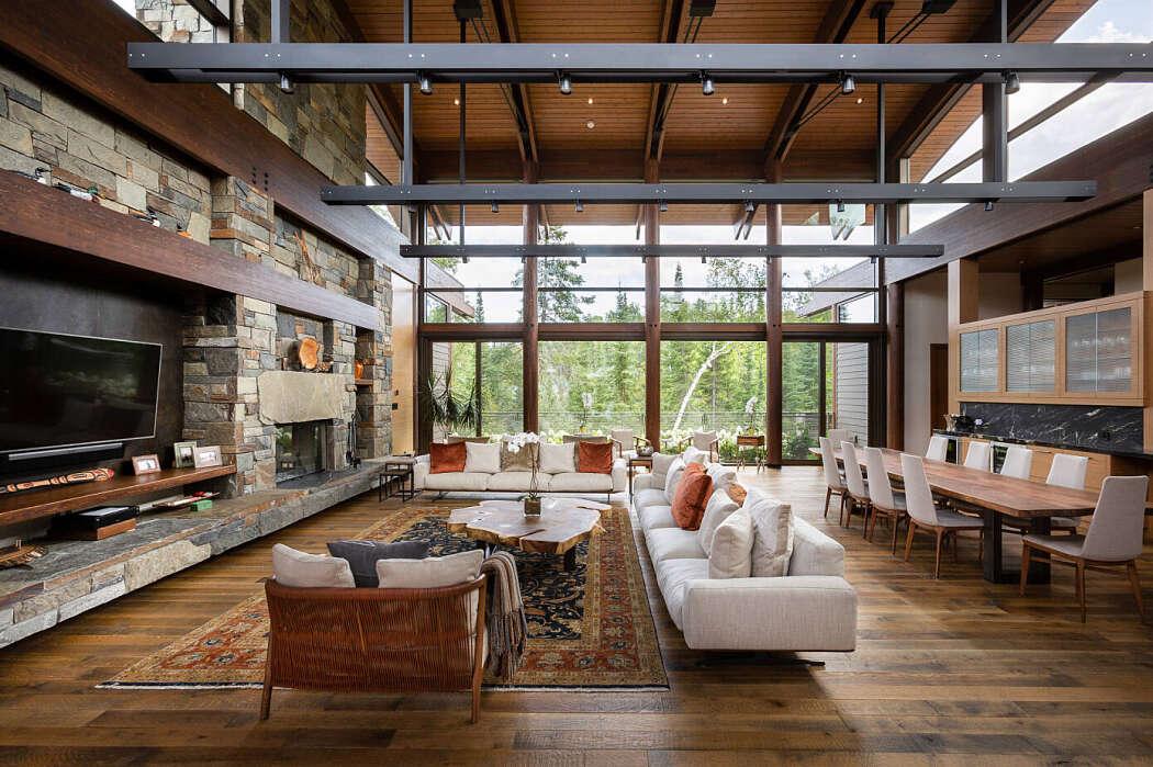 Lake House by Wafai Architecture