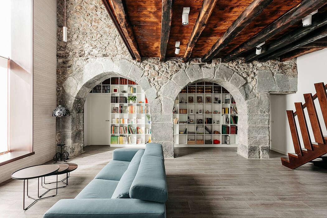 Goizco Farmhouse by Bilbao Architecture Team