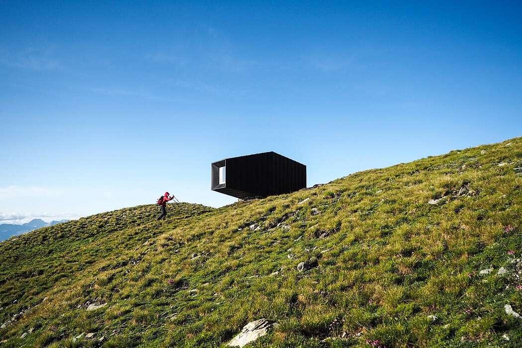 Mountain Shelter by Michele Versaci