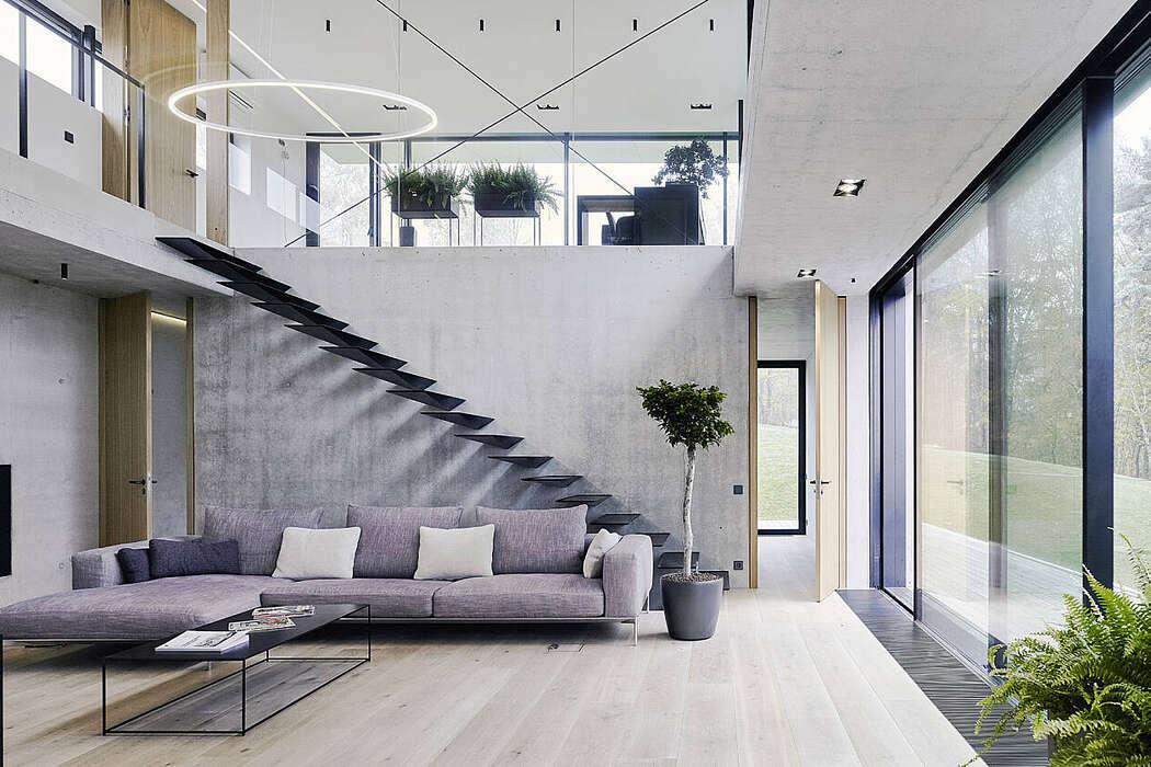 VILLA A by Lolot Design