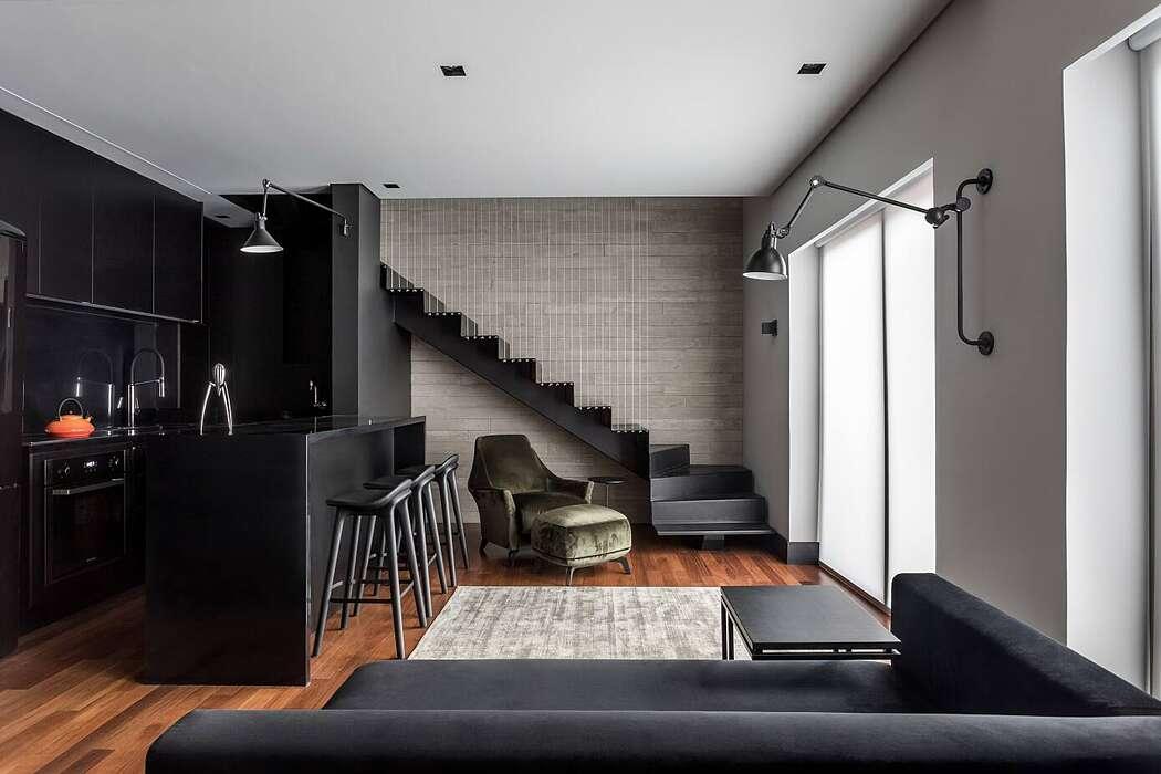 Batel Loft by Giuliano Marchiorato Arquitetos