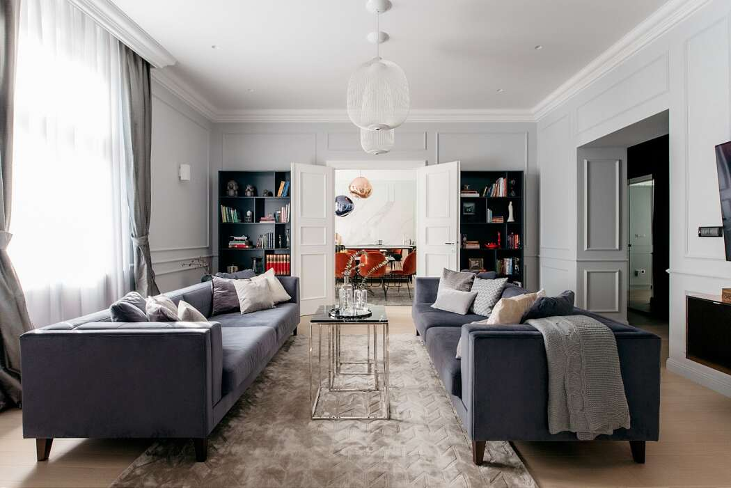 Zagreb Apartment by Mirjana Mikulec Interiors