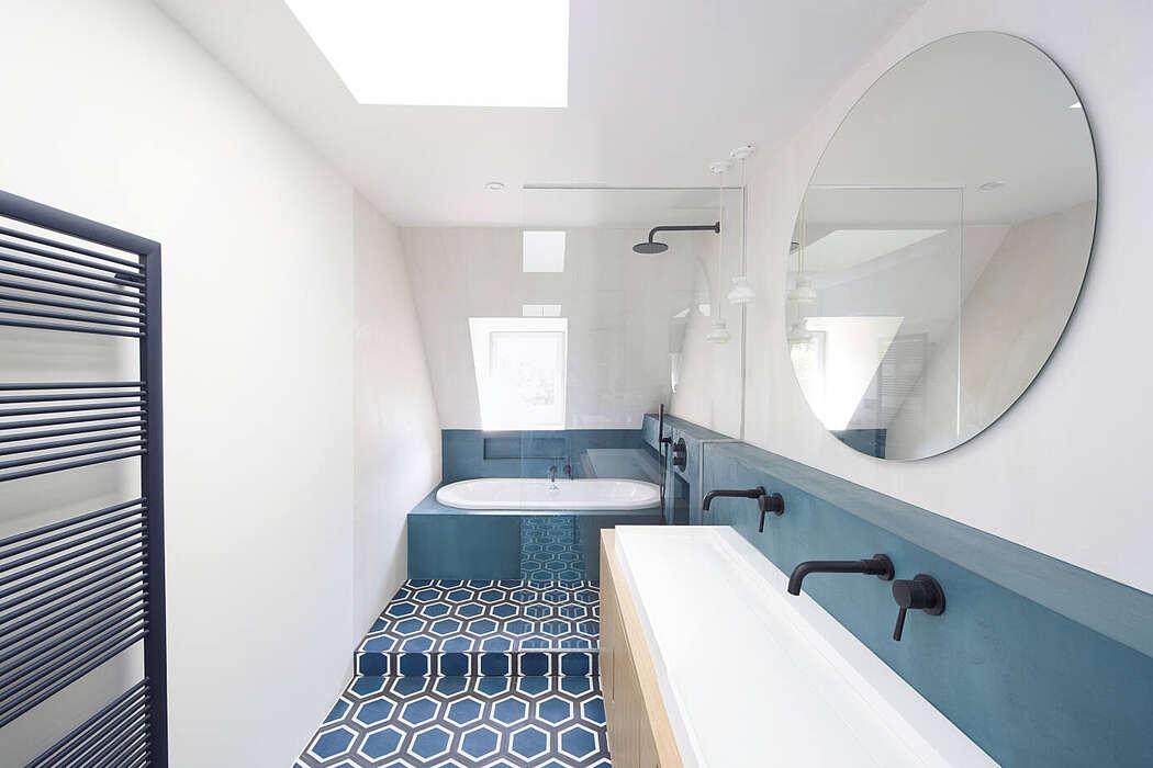 Belgique by Anabel Messens Architecte
