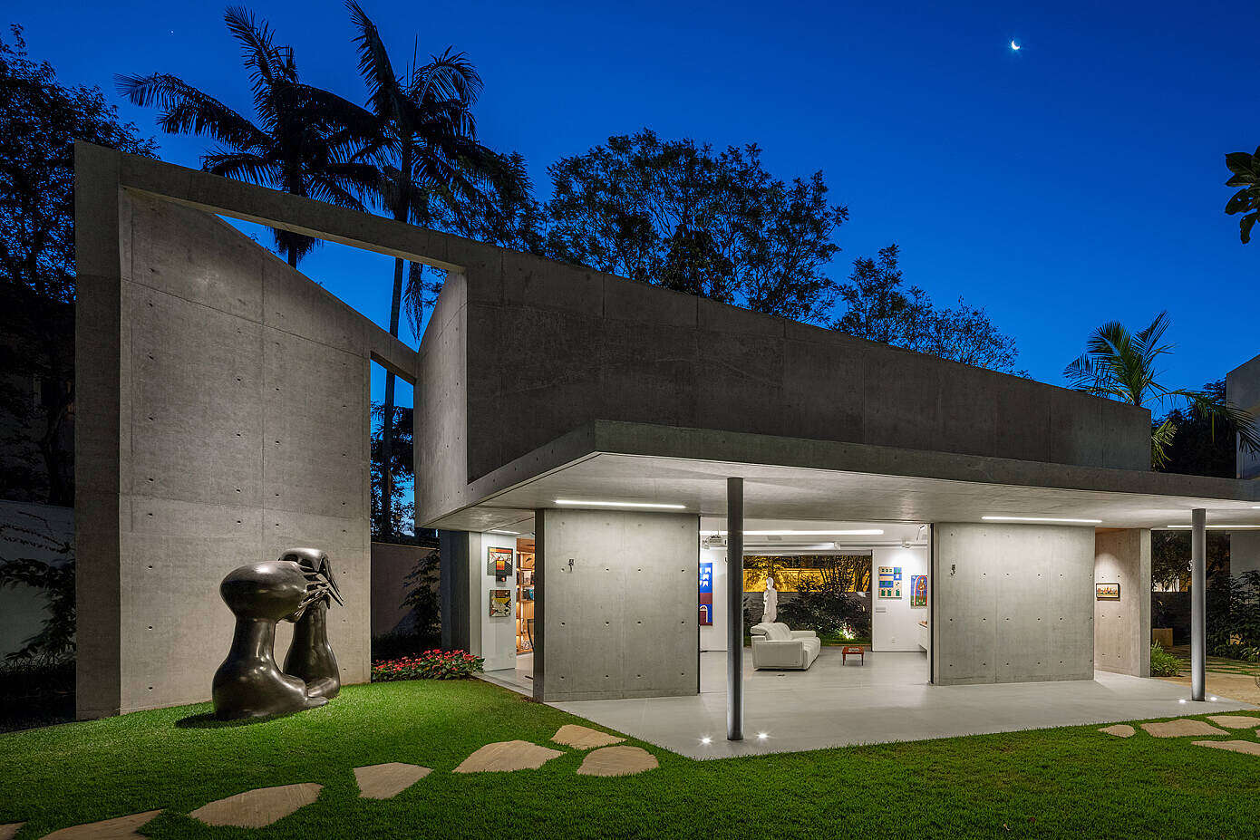 PK Residence Annex by RMAA