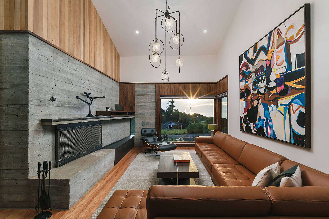 Arch Cape House by Colab Architecture & Urban Design