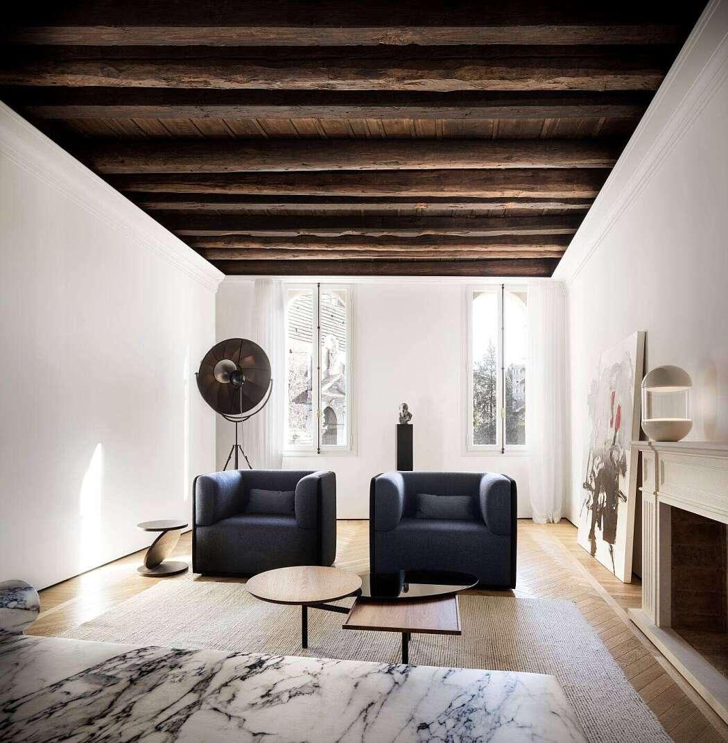 Apartment 15 by Parisotto + Formenton Architetti