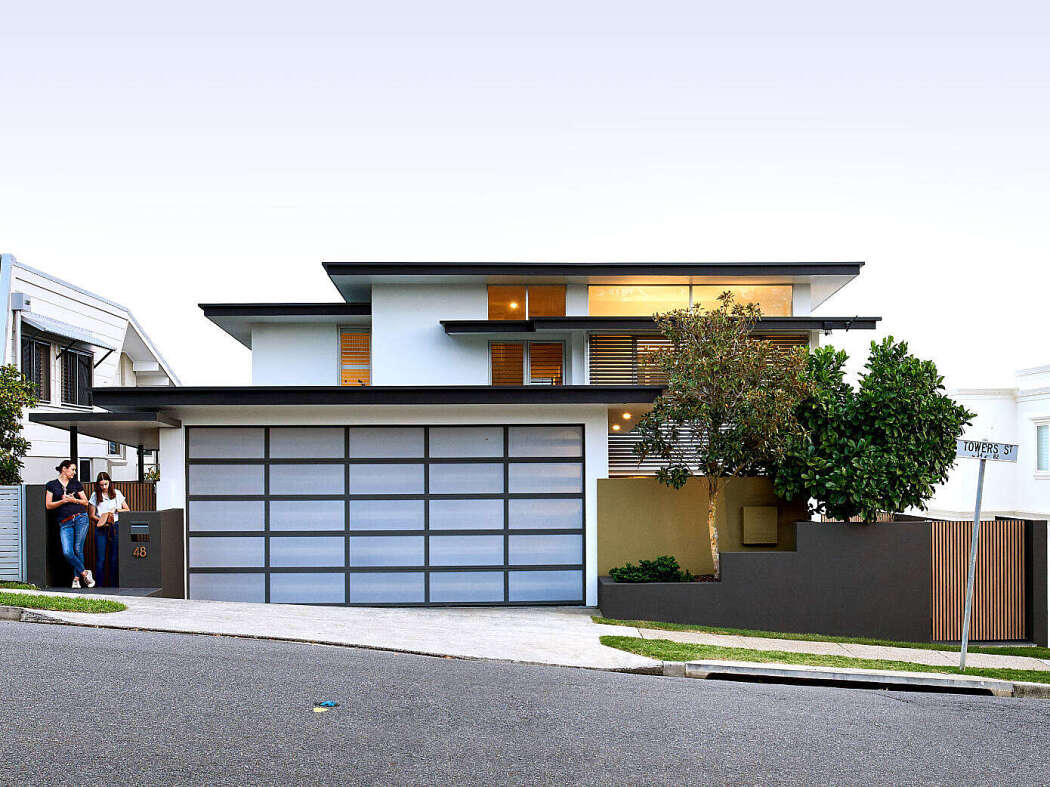 House in Brisbane by Jawal Constructions