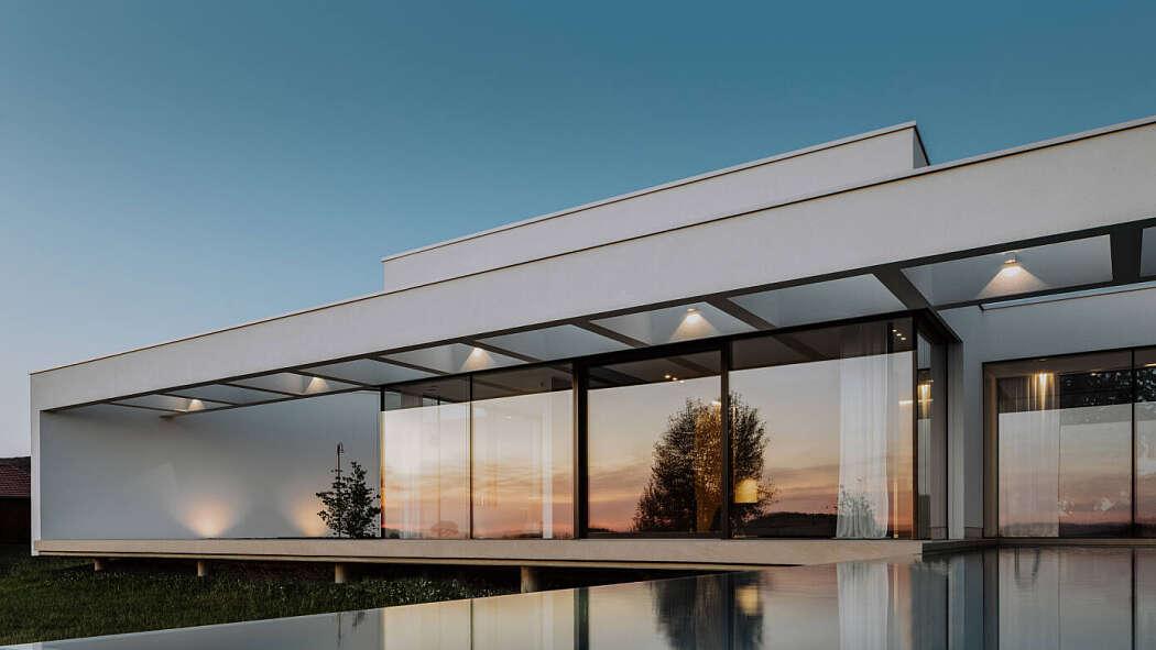 Villa Schatzlmayr by Philipp Architekten