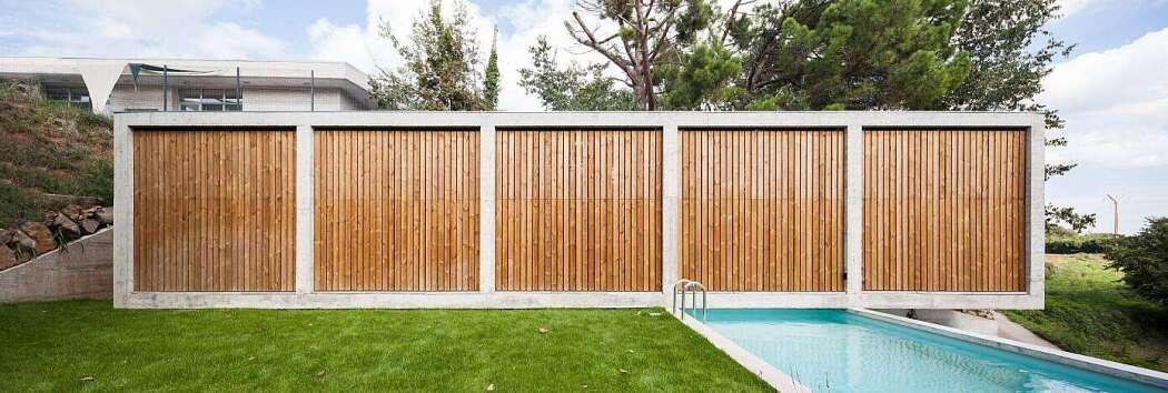 Retina House by Arnau Estudi d?Arquitectura