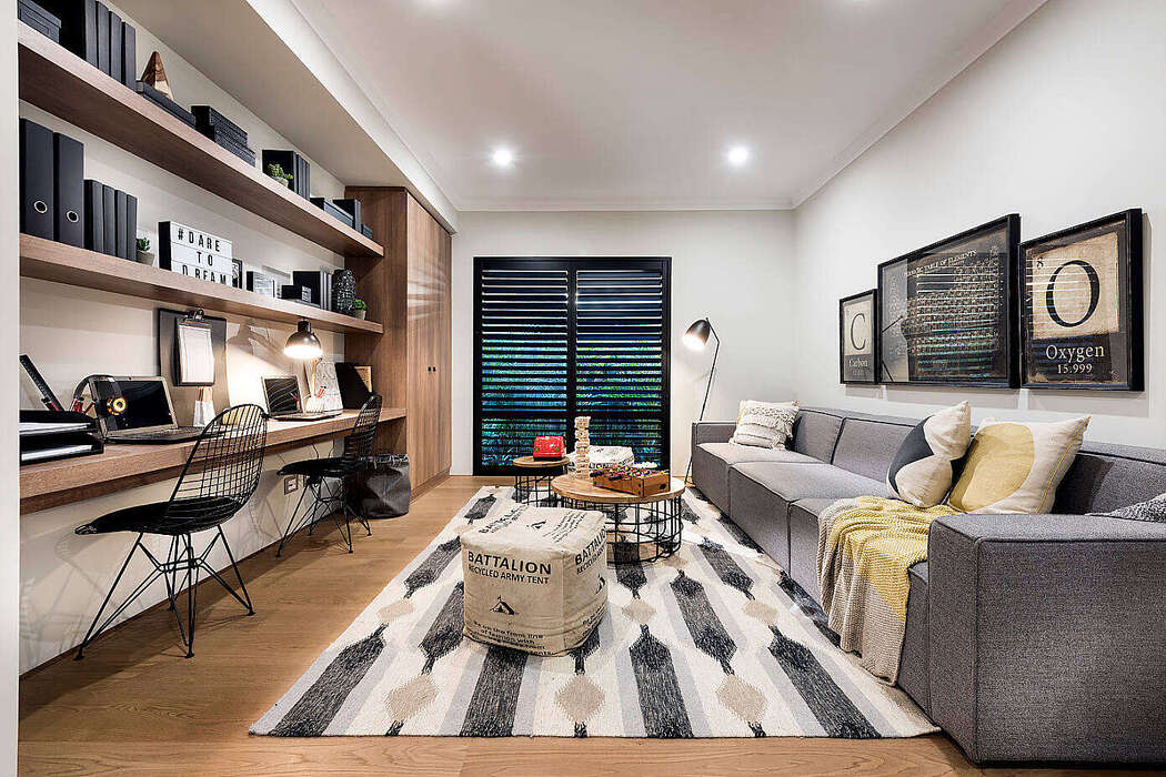Ginsberg Display by Dale Alcock Homes