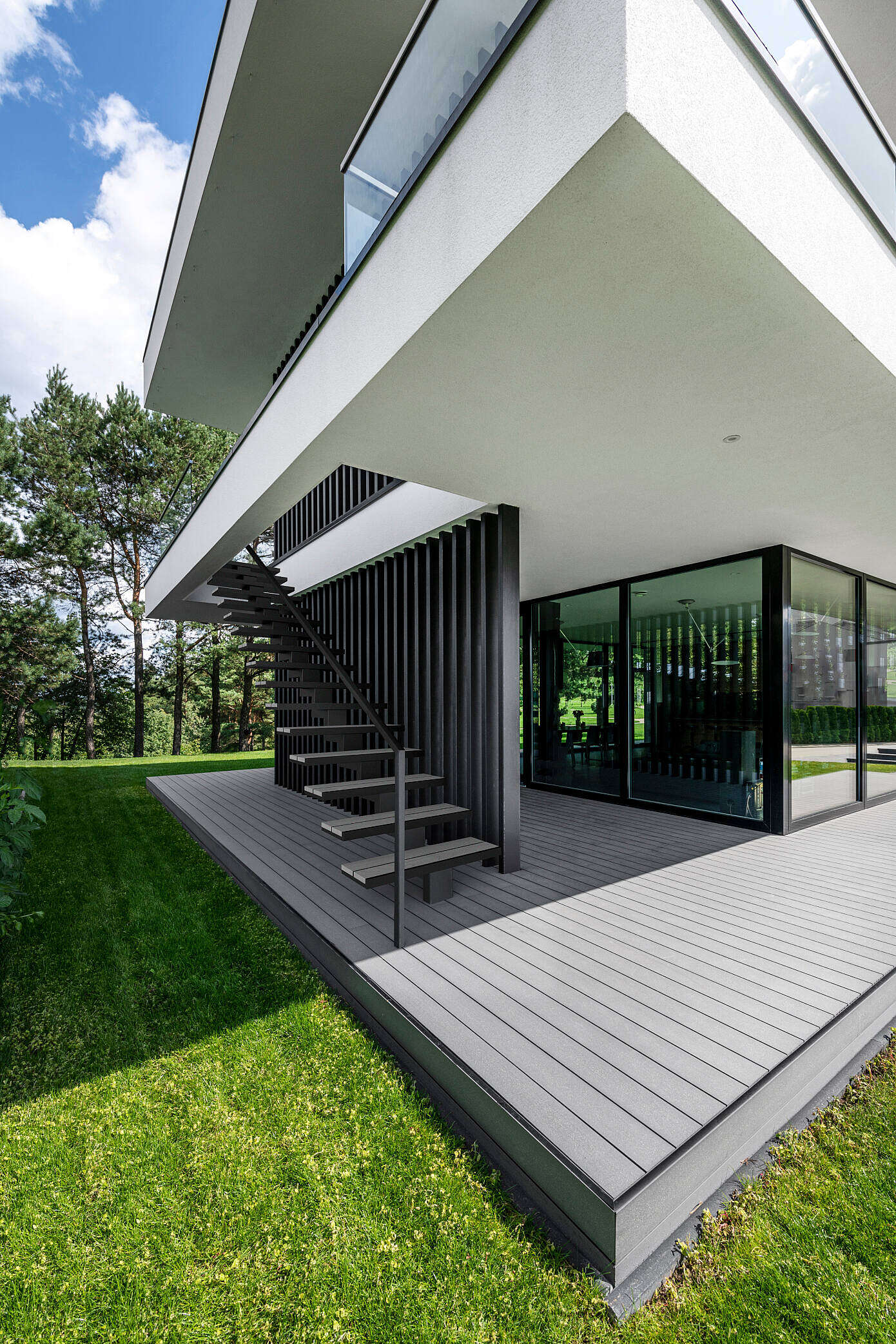 Panoramic View House by Archlab