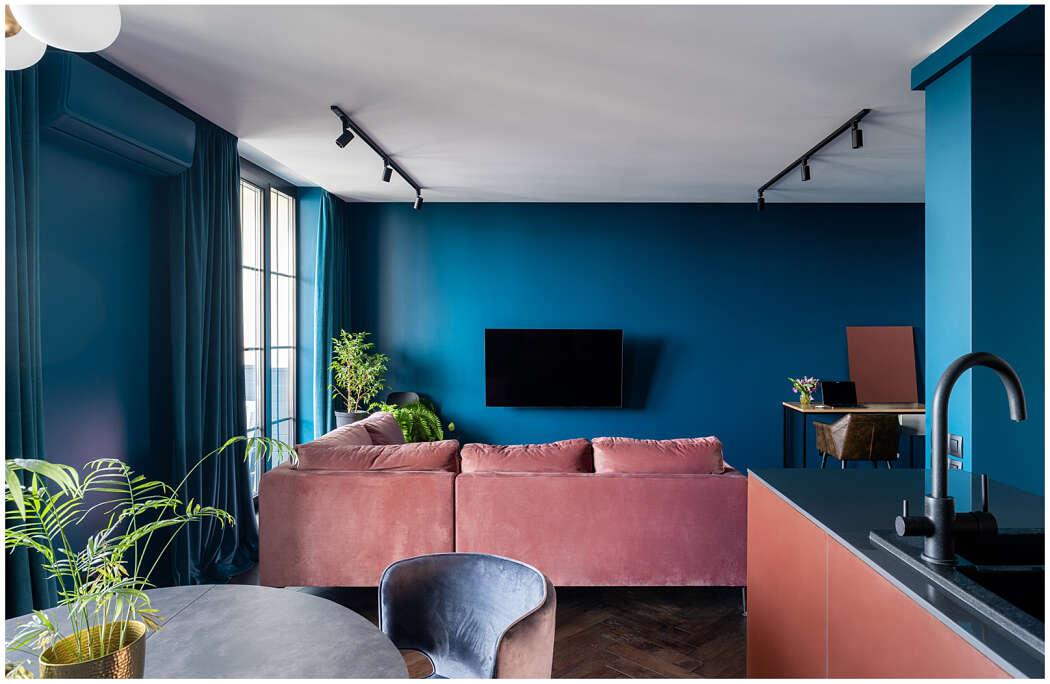 V. Apartment by MalyKrasota Design