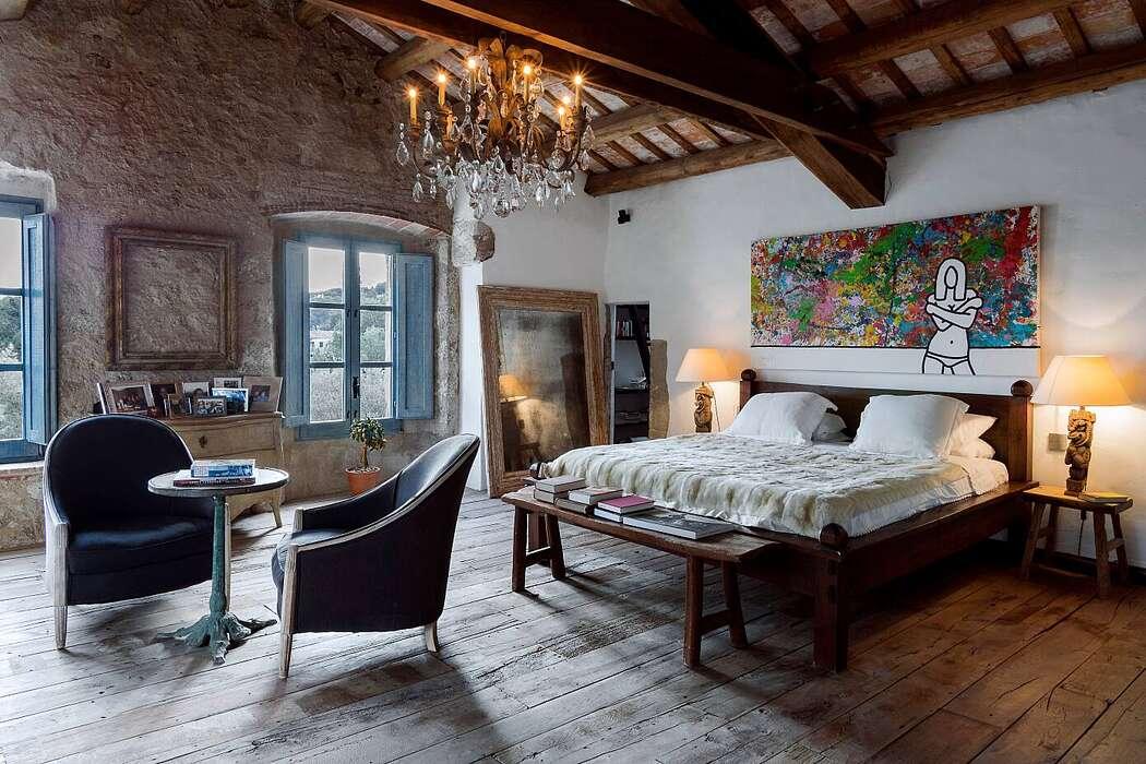 Catalan Farmhouse by Ana Engelhorn Interior Design