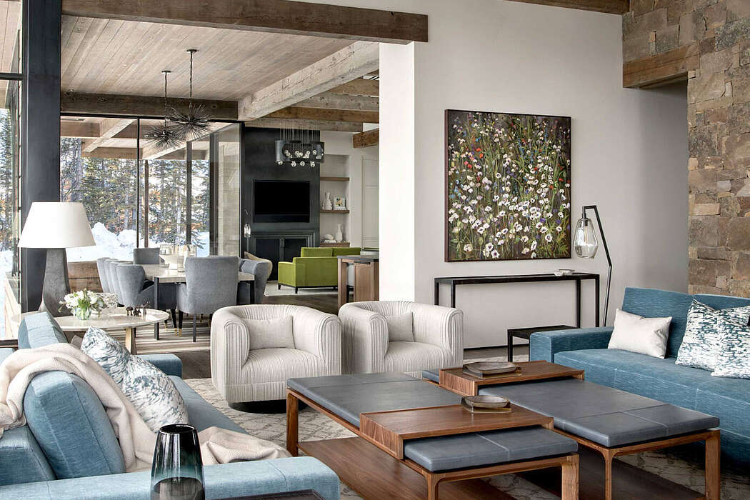 Modern Ski Home by Locati Architects