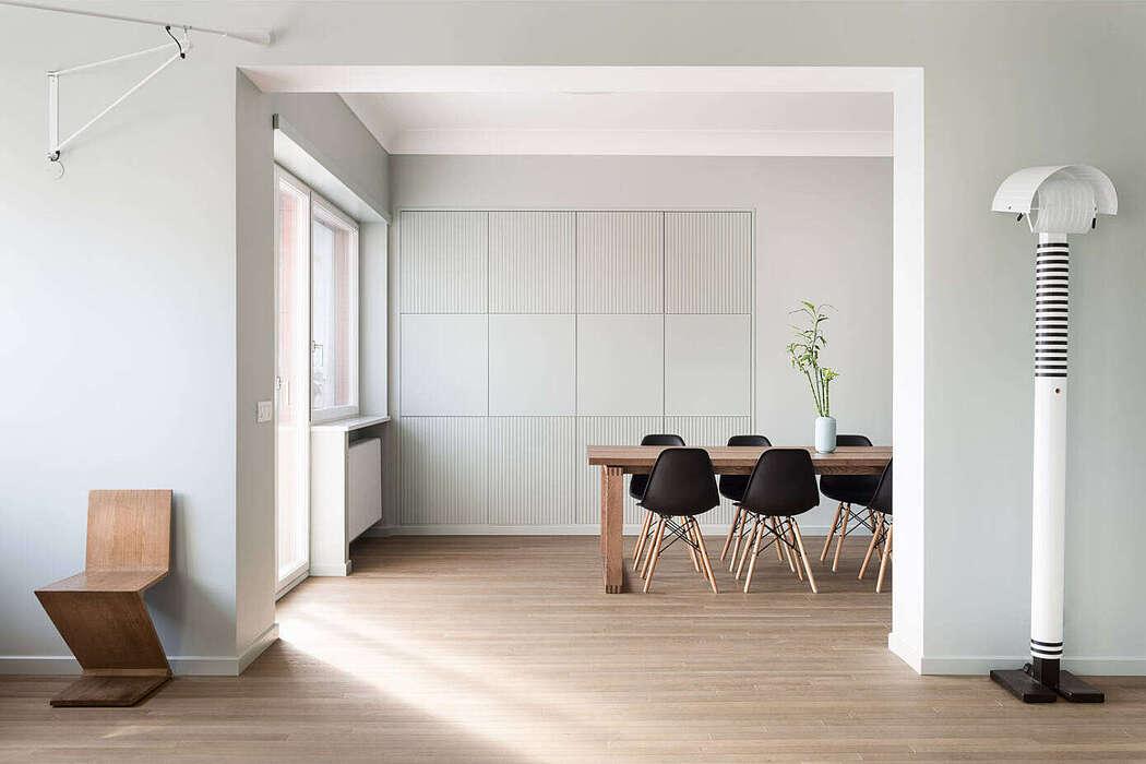 Apartament Della Vittoria by Federico Cappellin