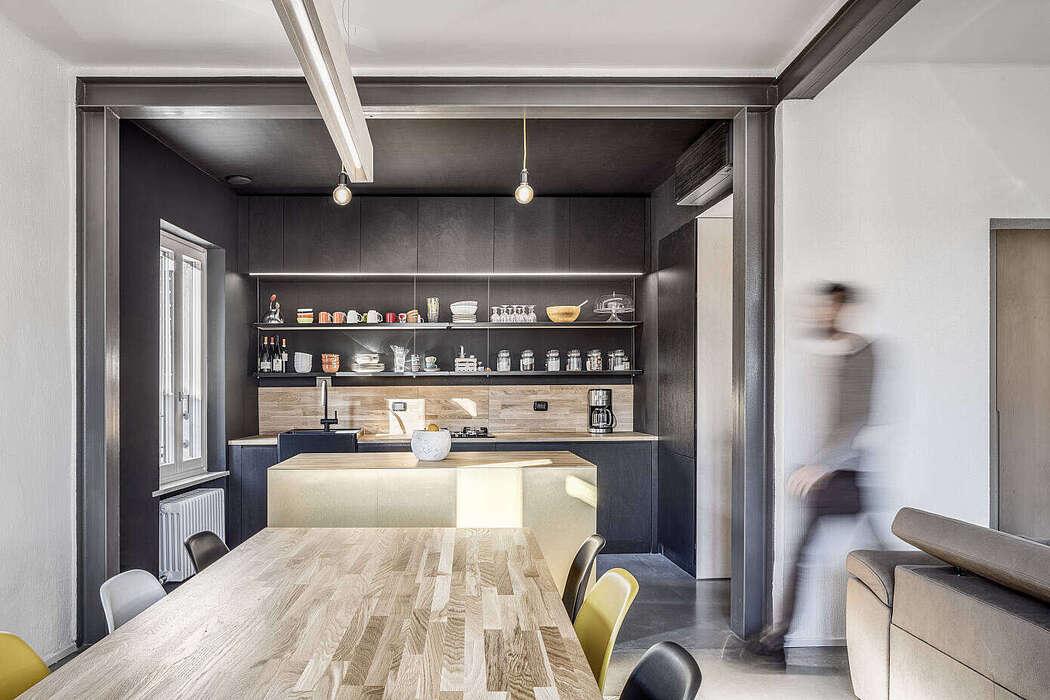 FG Apartment by Doot Studio