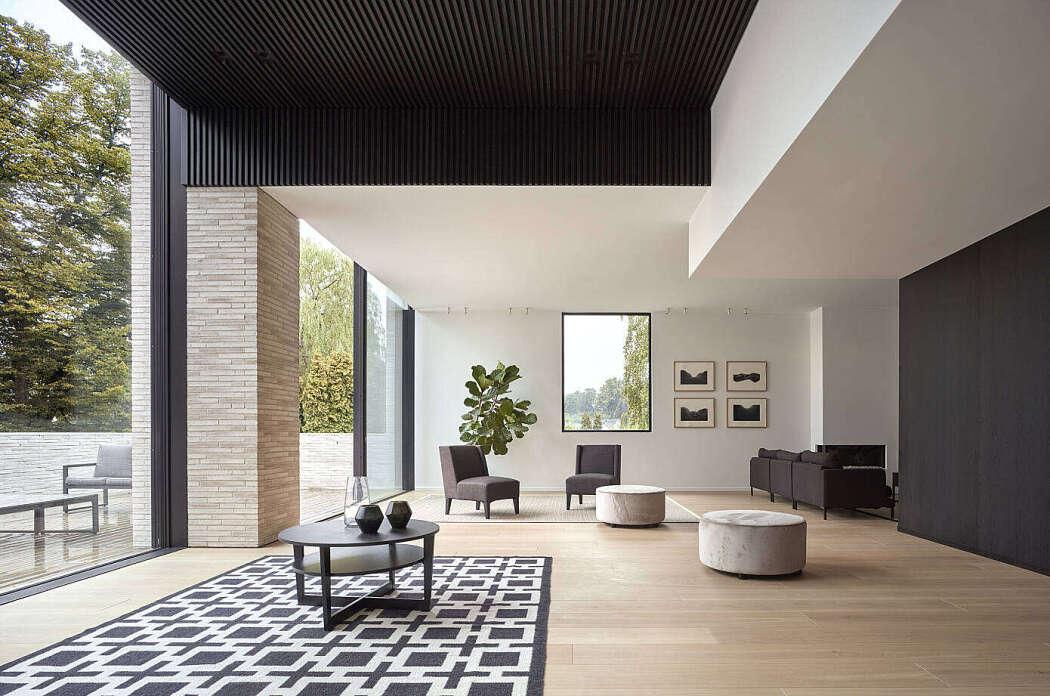 Home in Oslo by Reiulf Ramstad Arkitekter