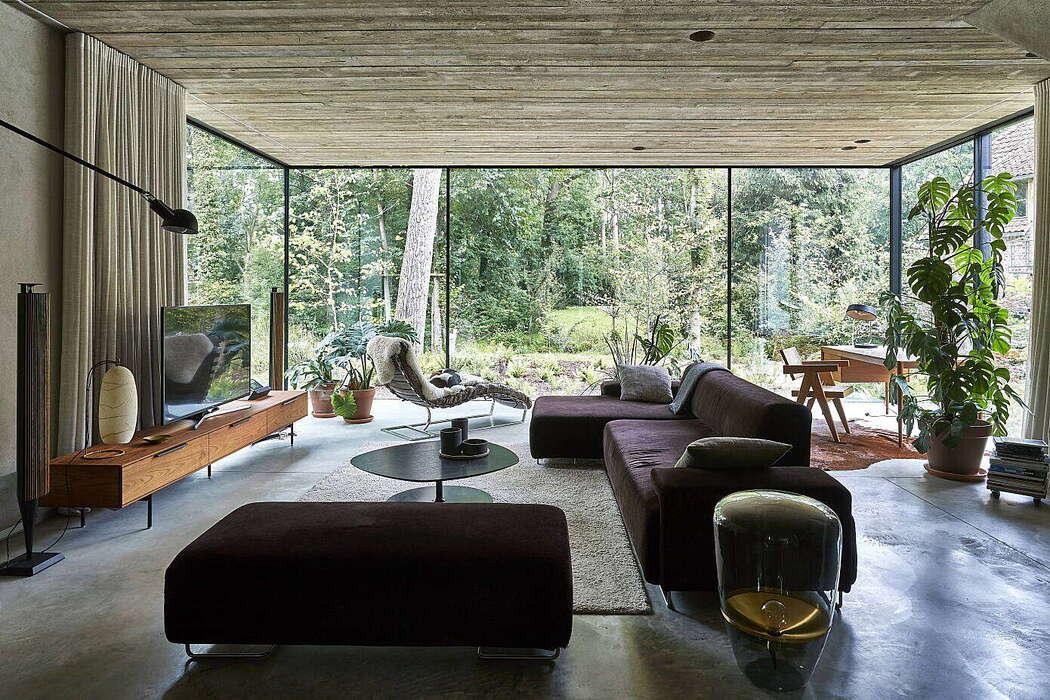 House DC by LENS°ASS Architecten