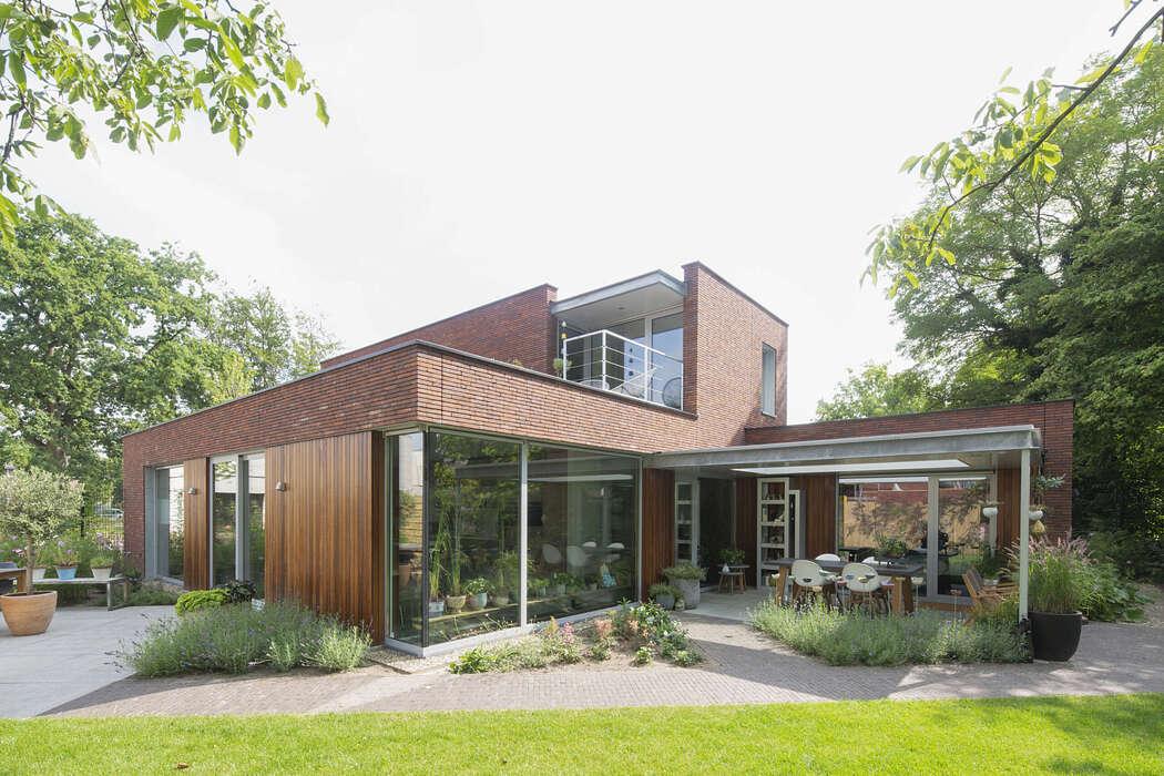 Villa Alders by Joris Verhoeven Architectuur