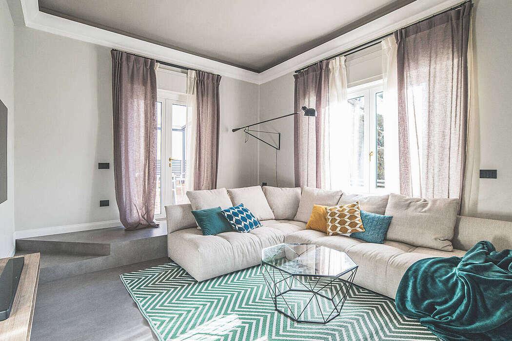 A+V Family House by Modo Architettura + Design