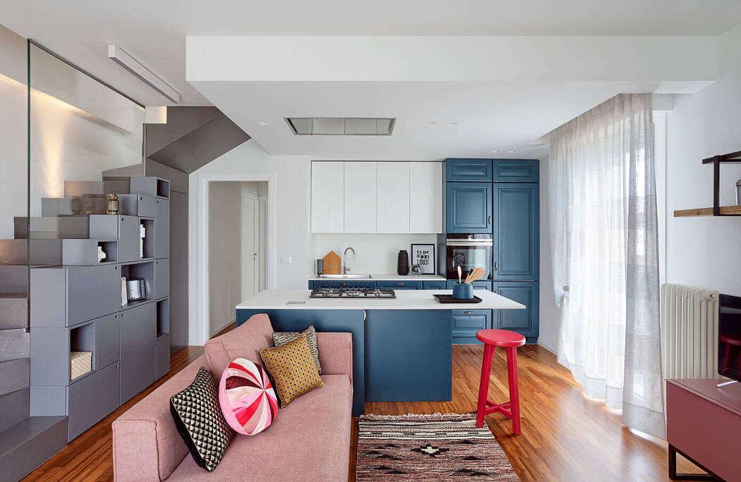 Apartment in Forlimpopoli by Mara Magotti Gondoni