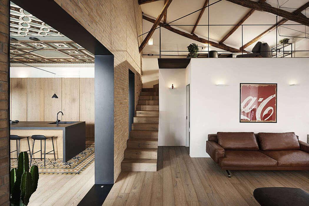 AR Penthouse by Carola Vannini