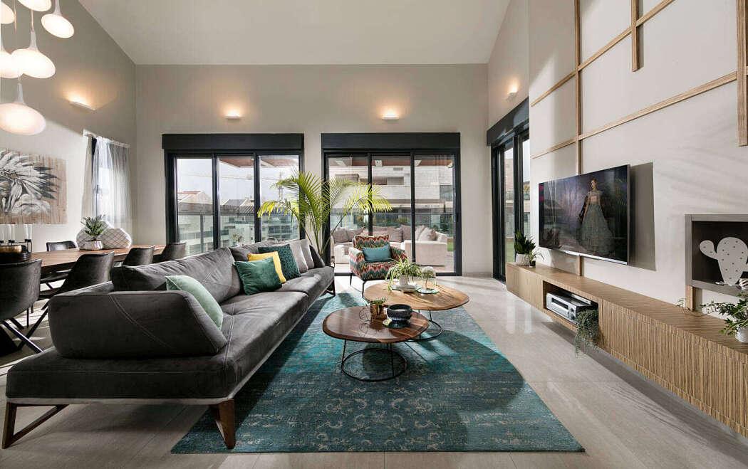 Duplex Kfar Saba by Tammy Eckhaus Interior Design \u2013 OBSiGeN