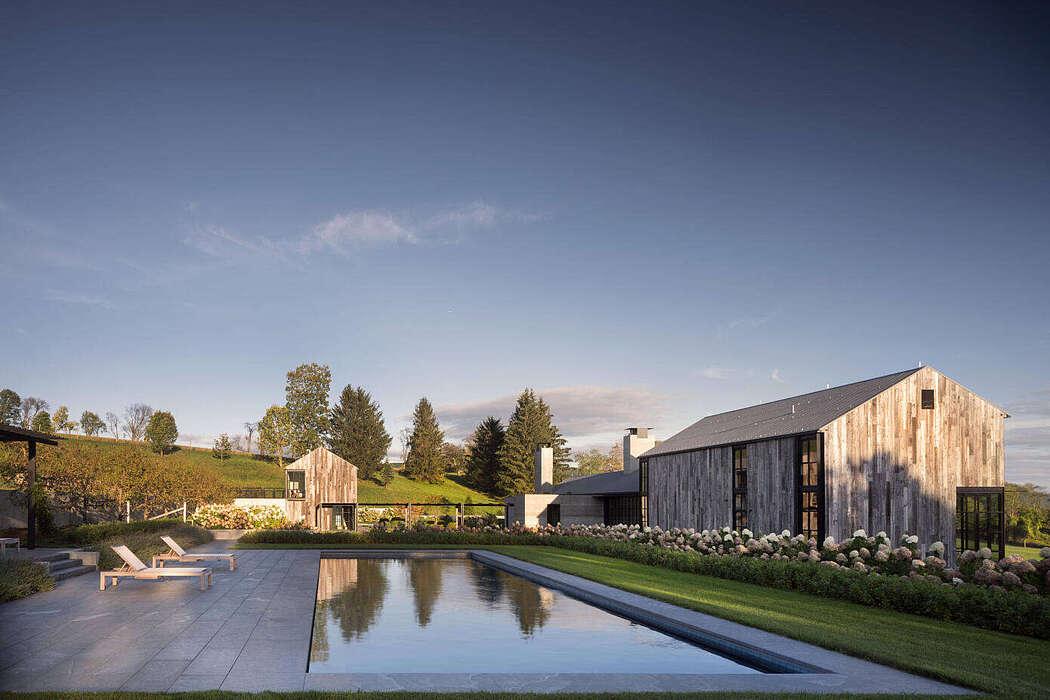 Millerton Farmhouse by Olson Kundig