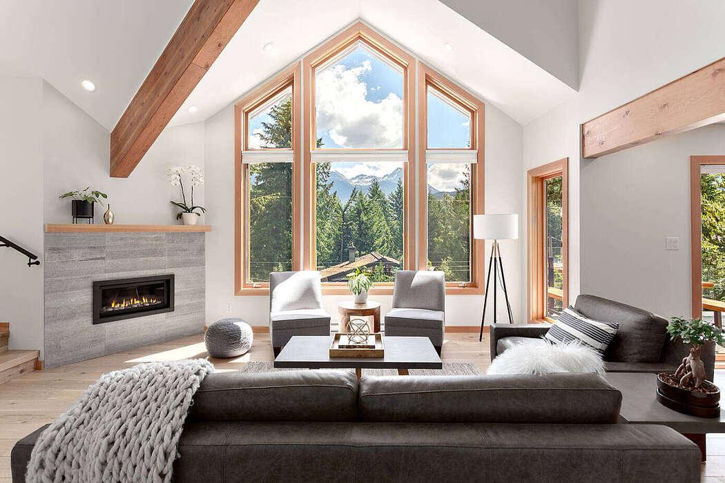 Whistler Retreat by Carena Dean Design