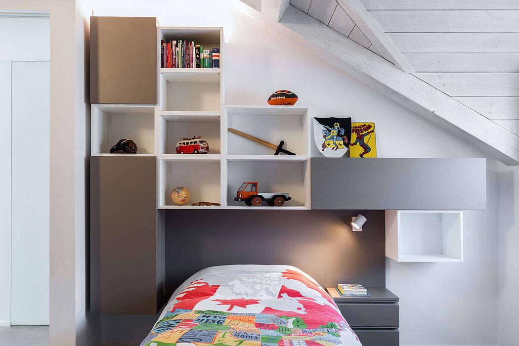 Casa T by Davide Moroni Architetto