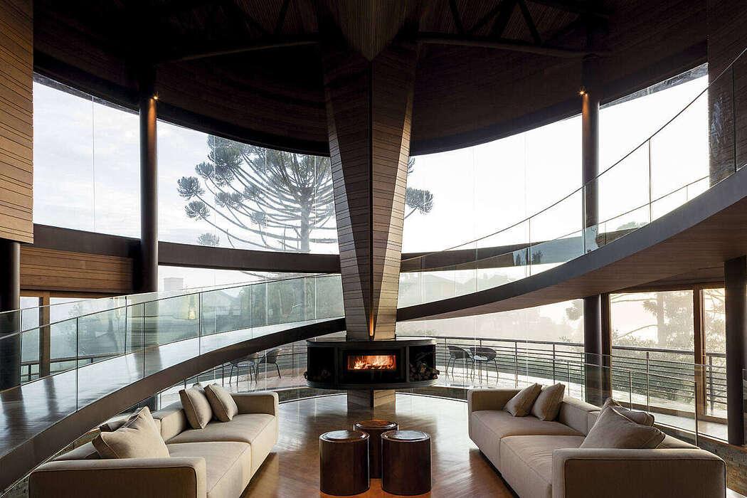 Casa Pinhão by Mareines Arquietura