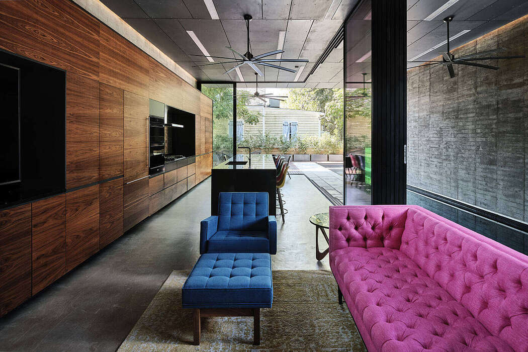 Bienville House by Nathan Fell Architecture