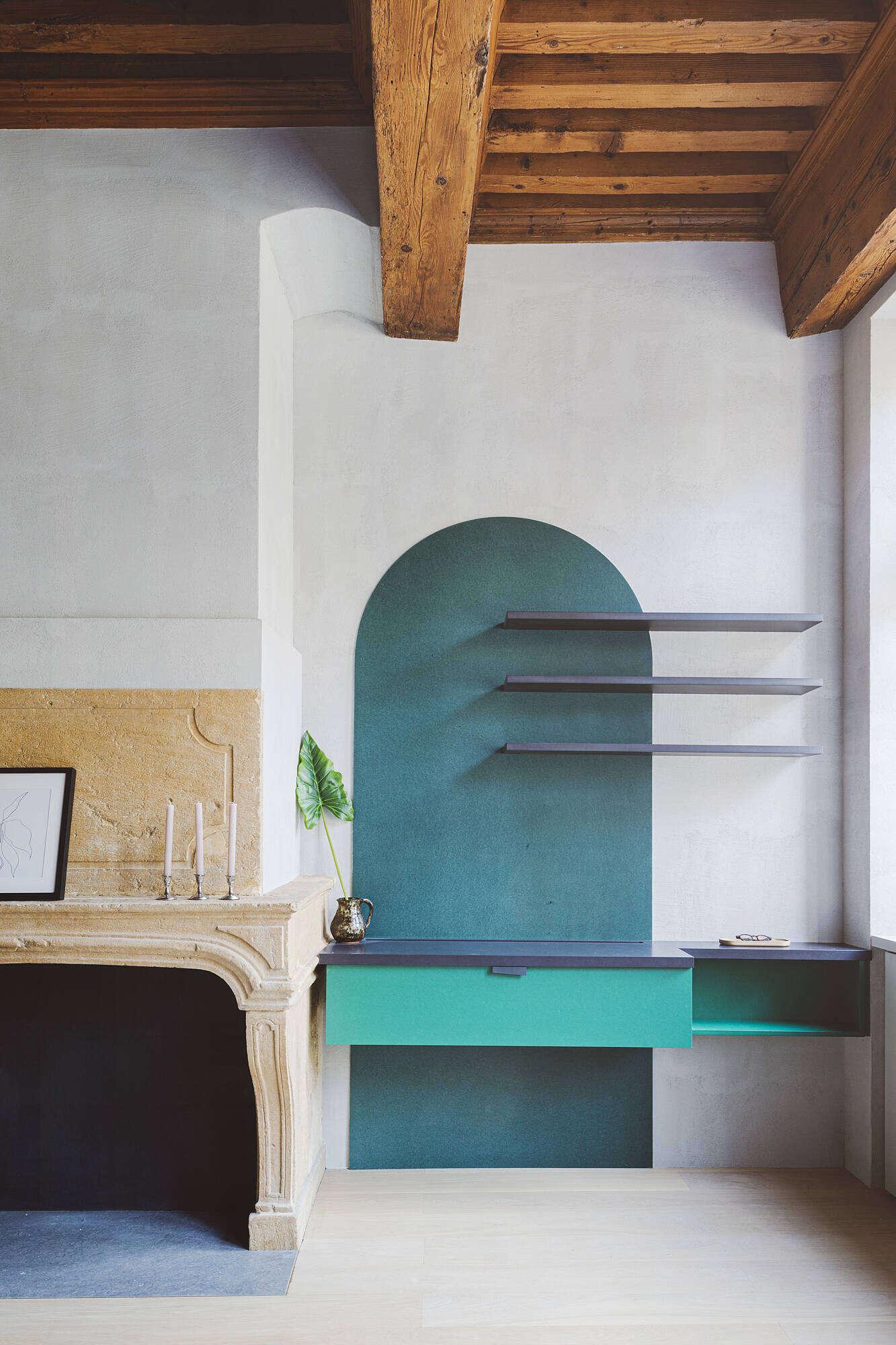 Apartment XVII by Studio Razavi Architecture