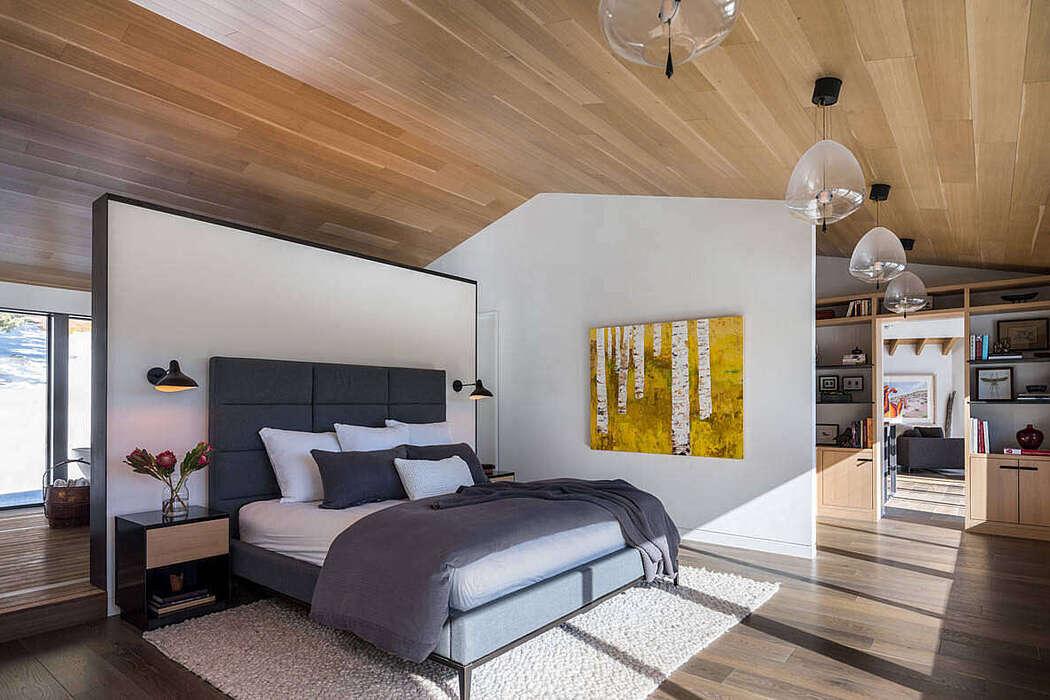 Modern Cabin by HMH Architecture + Interiors