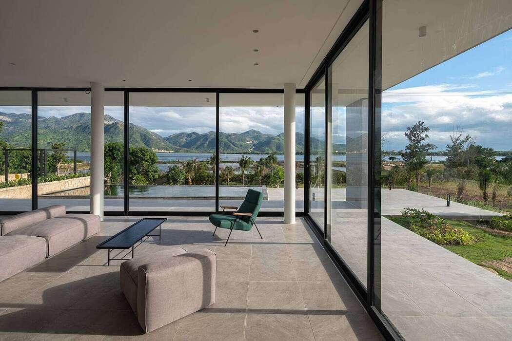 Cam Hai House by Idee Architects Vietnam