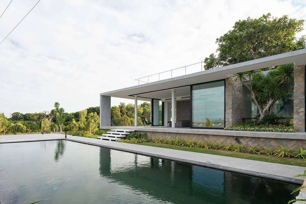 Cam Hai House by Idee Architects Vietnam