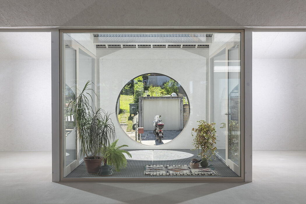 Casa CCFF by Leopold Banchini Architects