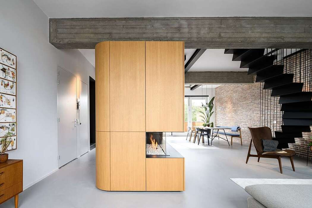 CooLoft by Eva Architects