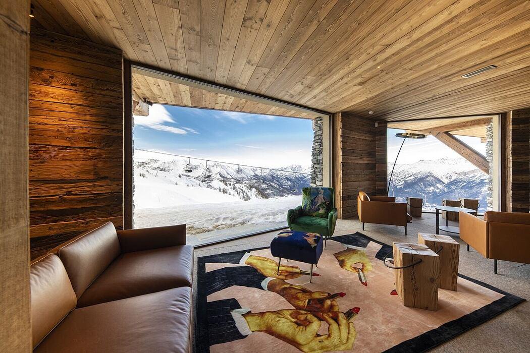 La Marmotta Refuge by AB2ER Architecture