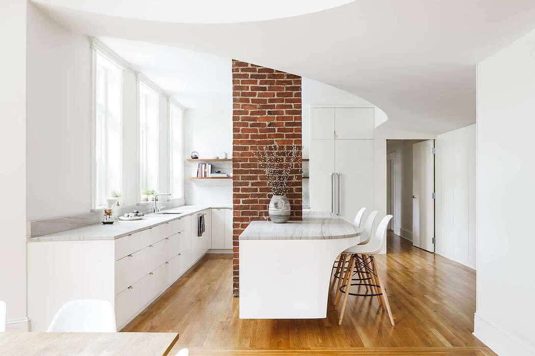 Circle House by I-Kanda Architects
