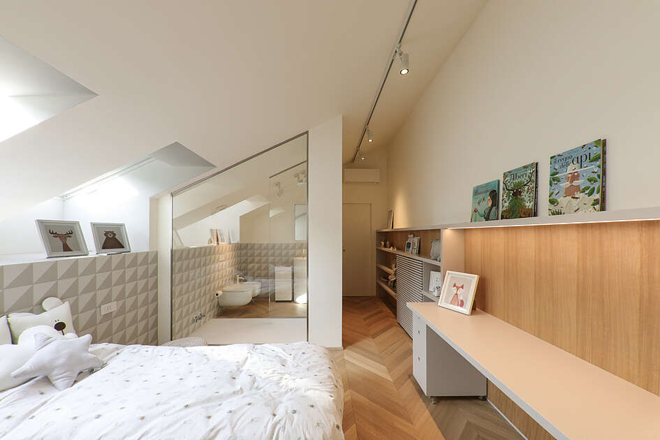 Apartment PM by Archiplan
