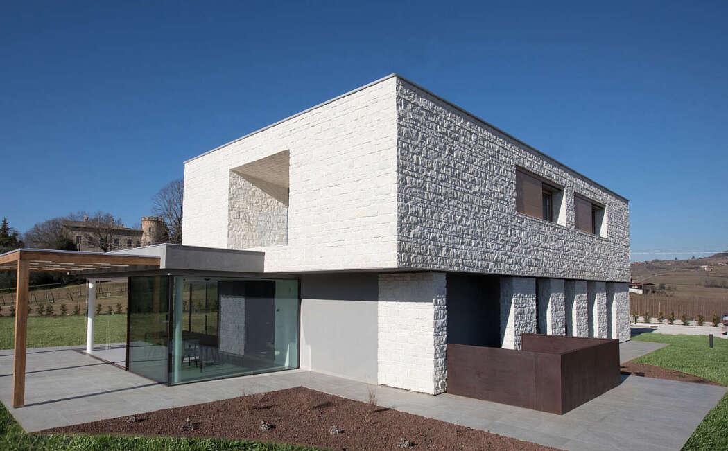 Abitazione MK by Menichetti+Caldarelli