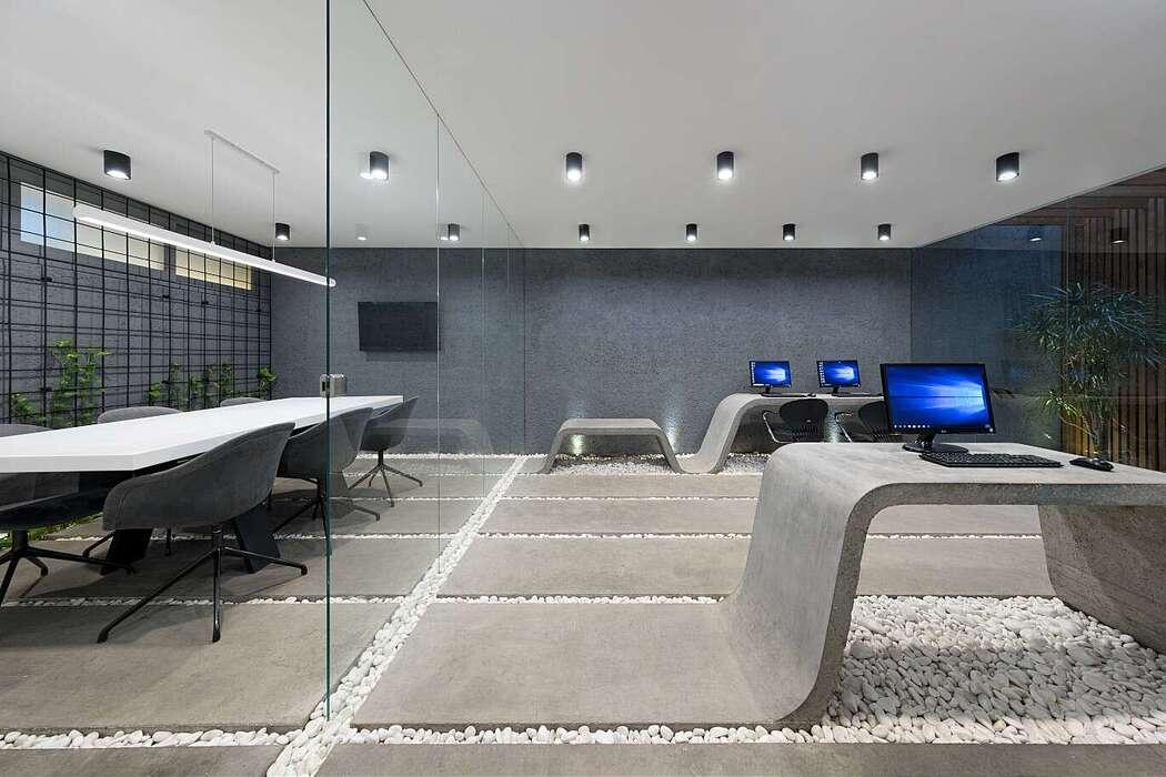 Architect's court- Architect's life by Hamed Hosseini