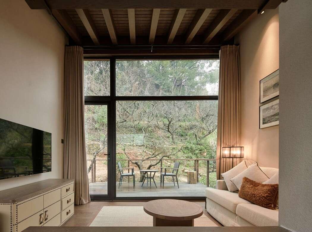 Hangzhou Senbo Resort by The Design Institute of Landscape & Architecture
