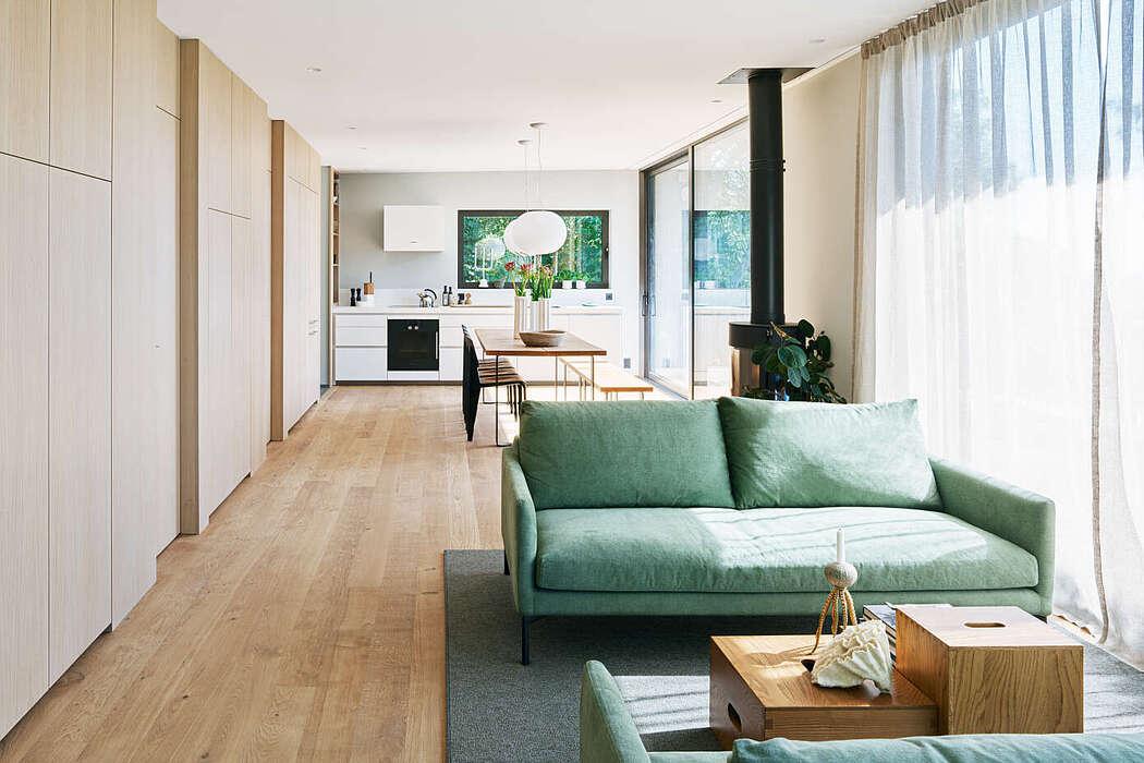 Summer House Solviken by Johan Sundberg Arkitektur